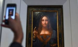 Συλλέκτης έδωσε 450,3 εκατομμύρια δολάρια για πορτρέτο του Ιησού δια χειρός... ντα Βίντσι!
