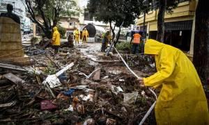 Πλημμύρες Αττική: Αγαθά για τους πληγέντες συγκεντρώνει η ΝΔ