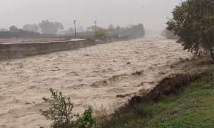 Κακοκαιρία: Οι βροχές «έπνιξαν» Λάρισα και Κατερίνη – Εκατοντάδες κλήσεις στην Πυροσβεστική (vids)