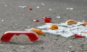 Καιρός ΤΩΡΑ: Τροχαίο στην Περιφερειακή Οδό Θεσσαλονίκης