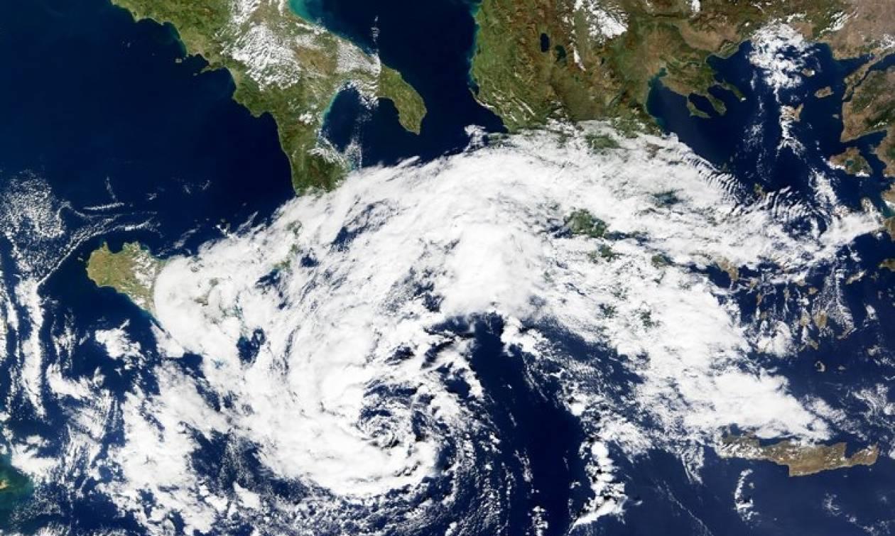 Ερχεται ο κυκλώνας «Ζήνων»: Εκτακτο δελτίο επιδείνωσης από τον Σάκη Αρναούτογλου (photo)