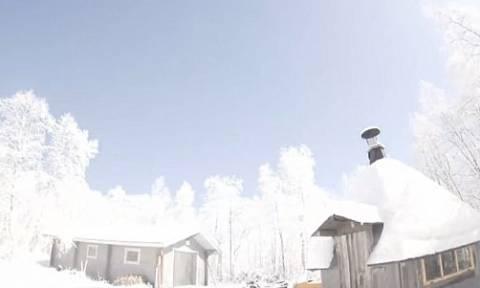 Εντυπωσιακό βίντεο: Μετεωρίτης έκανε τη νύχτα - μέρα στη Φινλανδία! (vid)
