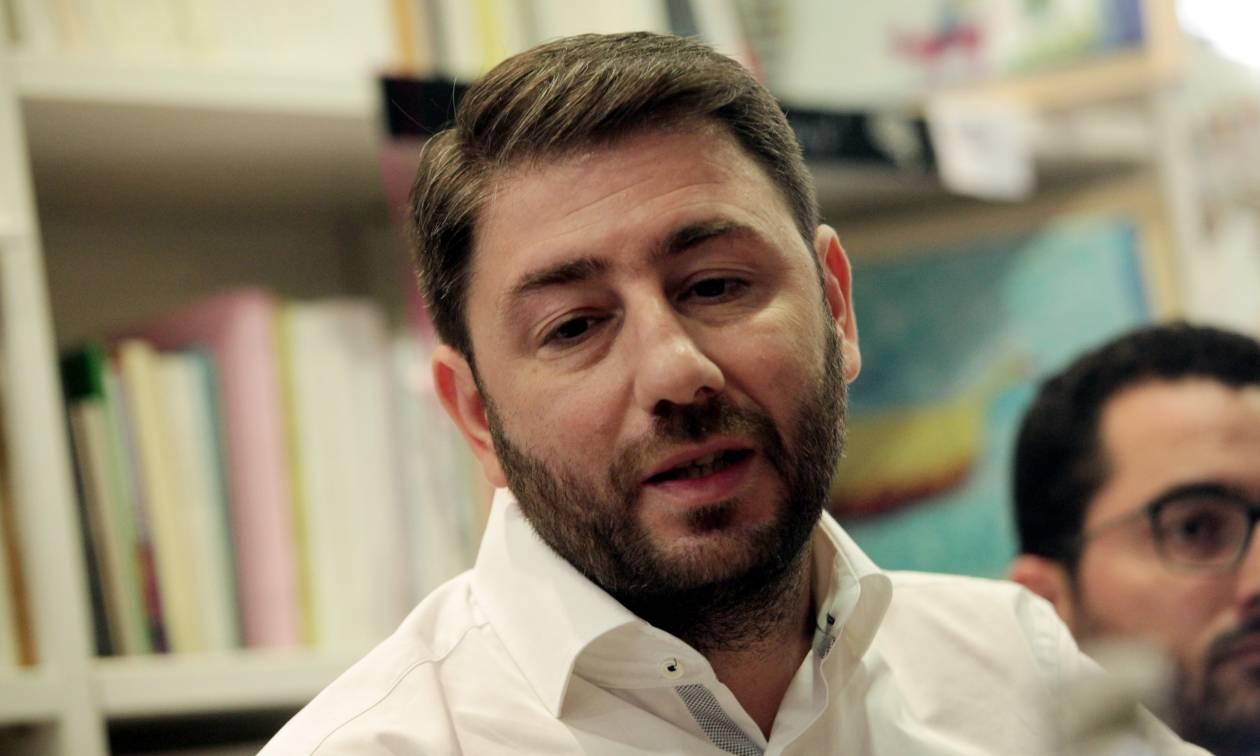 Εκλογές Κεντροαριστερά - Ανδρουλάκης: Απαίτηση της κοινωνίας η πολιτική ανανέωση της παράταξης
