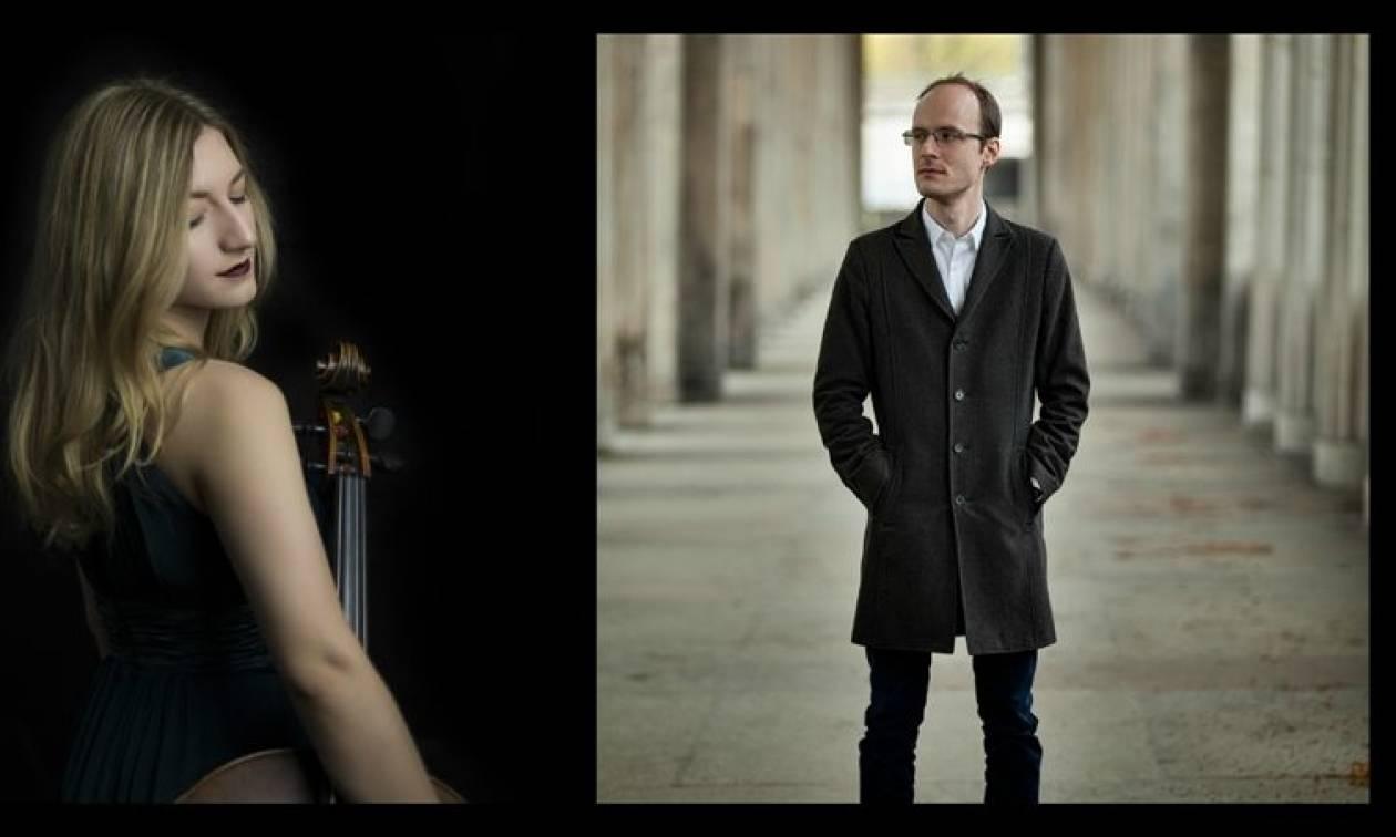 Τρεις Σονάτες για τσέλο και πιάνο στο Μέγαρο Μουσικής Αθηνών