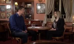 Μίνα Αρναούτη: «Σπάει» τη σιωπή της και μιλάει για όλα στην πρώτη της τηλεοπτική συνέντευξη