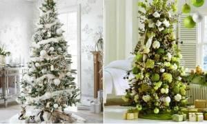 Απίθανες ιδέες για να φτιάξετε το τέλειο χριστουγεννιάτικο δέντρο