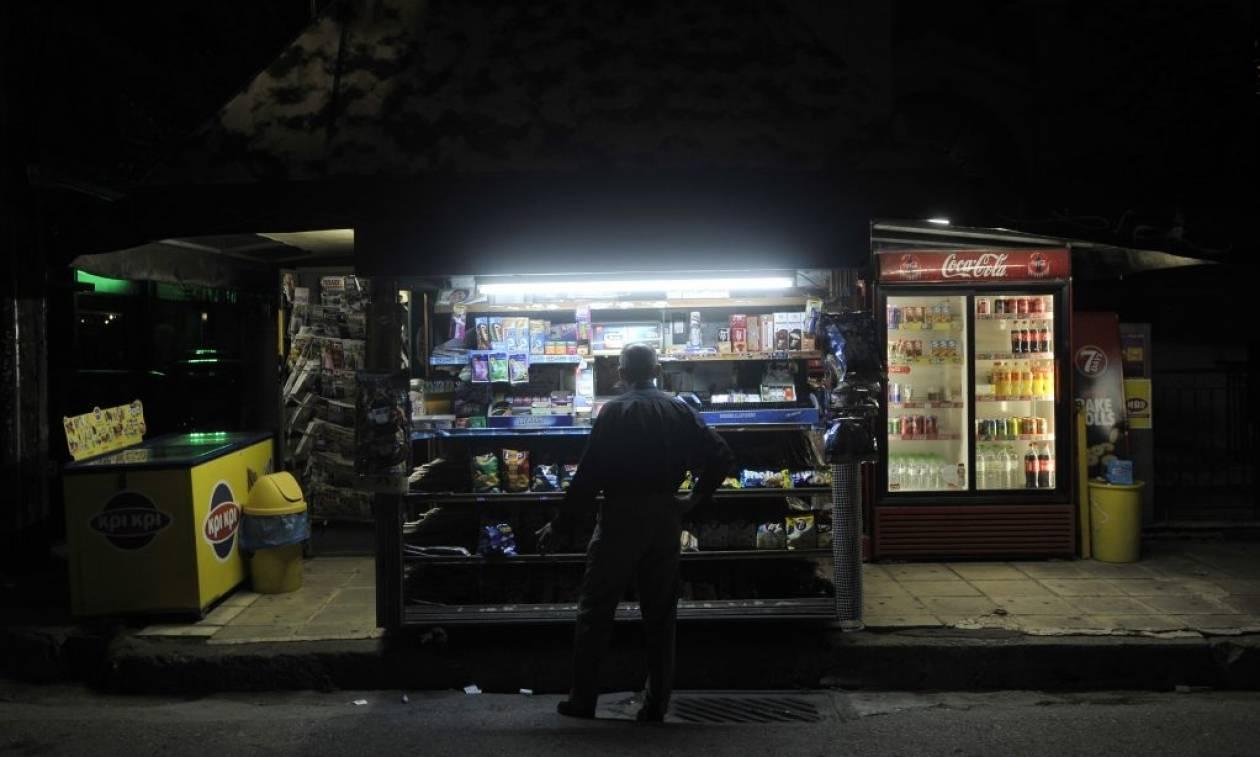 Χανιά: Νύχτα τρόμου για μια γυναίκα σε περίπτερο