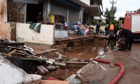 Πλημμύρες Αττική: Αυτοψίες σε Μάνδρα και Νέα Πέραμο – 644 κτήρια χρήζουν αποζημίωσης