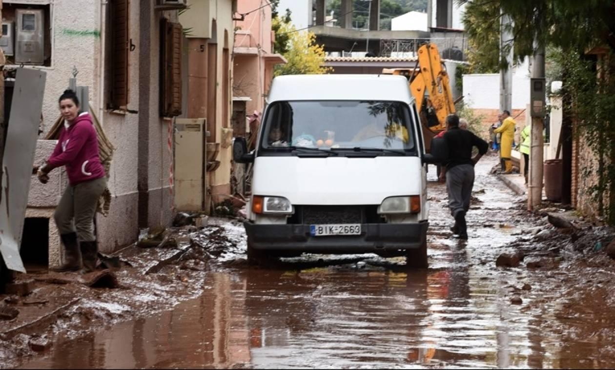 Πλημμύρες Αττική: Που πρέπει να απευθυνθούν οι πληγέντες για καταγραφή ζημιών, σίτιση και στέγαση