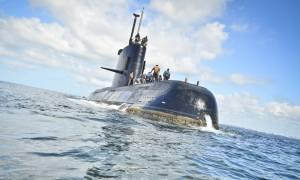Φρενήρεις προσπάθειες για τον εντοπισμό του πολεμικού υποβρυχίου που αγνοείται (Pics+Vid)