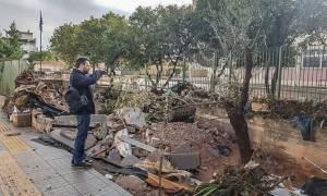 Καλλιάνος για πλημμύρες: Απόλυτη καταστροφή! Βοηθήστε όπως μπορείτε