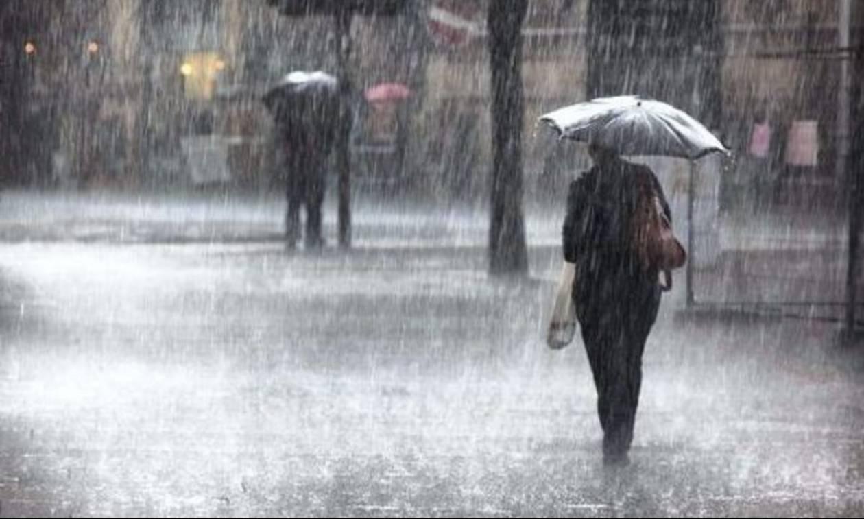 Έκτακτο δελτίο ΕΜΥ: Ισχυρές βροχές και καταιγίδες σε ολόκληρη τη χώρα σήμερα - Αναλυτική πρόγνωση