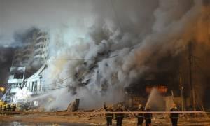 Φονική πυρκαγιά στην Κίνα: 19 νεκροί από φωτιά σε κτήριο στο Πεκίνο