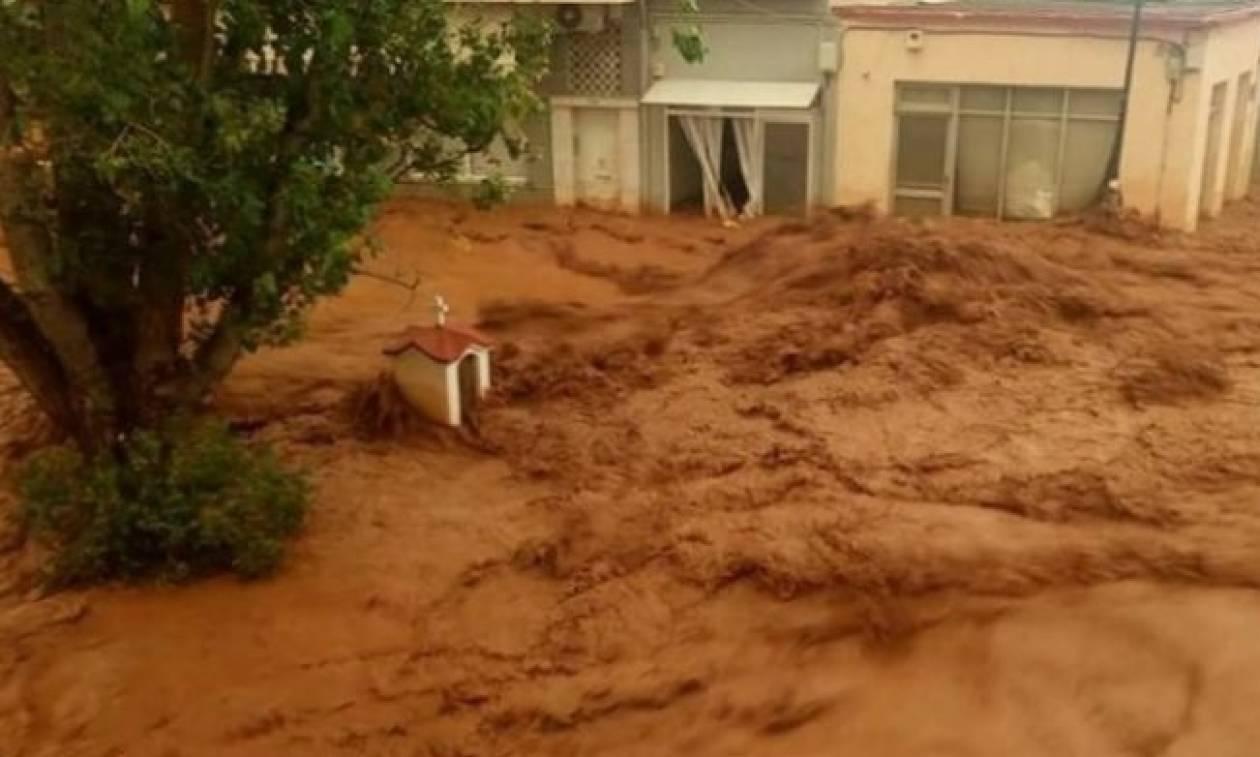 Λέκκας: Υπάρχουν άλλα 300 σημεία στην Ελλάδα που μπορεί να πλημμυρίσουν