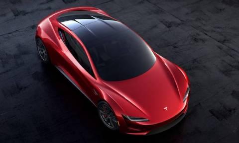 Το νέο Tesla Roadster θα είναι με 0-100 σε μόλις 1,9 δεύτερα το πιο γρήγορο στον κόσμο