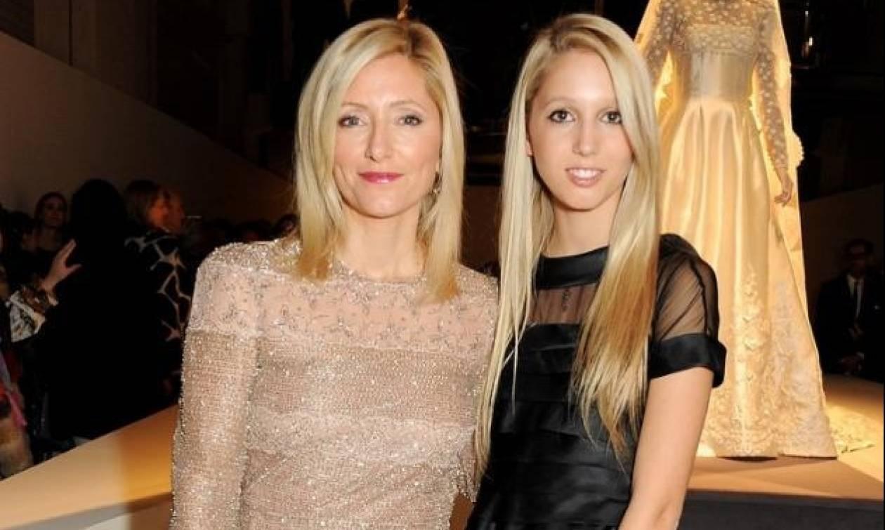 Πρώτο θέμα στα social media η κόρη του Παύλου και της Μαρί Σαντάλ - Τα καυτά φιλιά της με την...