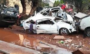Κακοκαιρία: Ώρες αγωνίας για τους κατοίκους στην Μάνδρα - «Φουσκώνουν ξανά οι χείμαρροι»