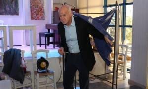 Εκλογές Κεντροαριστερά: Στο Ηράκλειο ψήφισε ο Γιώργος Παπανδρέου