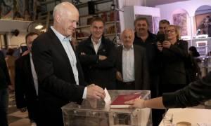 Εκλογές Κεντροαριστερά – Απίστευτο περιστατικό: Ζήτησαν από τον Γιώργο Παπανδρέου όνομα πατρός