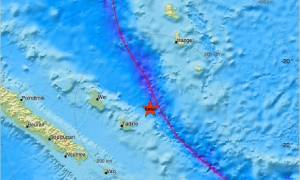 Νέος ισχυρός σεισμός 6,6 Ρίχτερ συγκλόνισε τα νησιά Λόγιαλτι