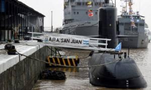 Αργεντινή: Αγωνία για το αγνοούμενο υποβρύχιο - Άκαρπες οι προσπάθειες για τον εντοπισμό του