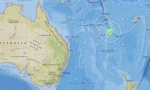 Μόνο... πανικό άφησε πίσω του το τσουνάμι και ο σεισμός των 7 Ρίχτερ στη Νέα Καληδονία