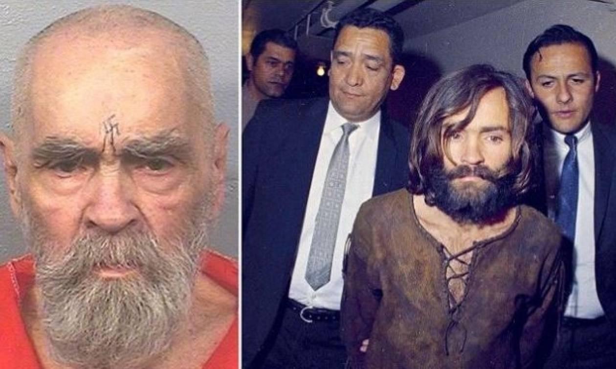 Πέθανε ο διαβόητος serial killer Τσαρλς Μάνσον