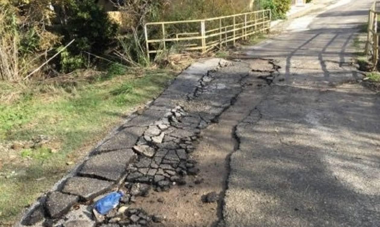Νέα της Κέρκυρας: Οδοιπορικό στις πληγείσες περιοχές του νησιού