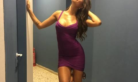 Διάσημη Ελληνίδα «ρίχνει» το Instagram με καυτά εσώρουχα! (pics)
