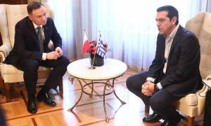 Συνάντηση Τσίπρα – Ντούντα: Τι συζήτησαν για εμπόριο και διπλωματικές σχέσεις