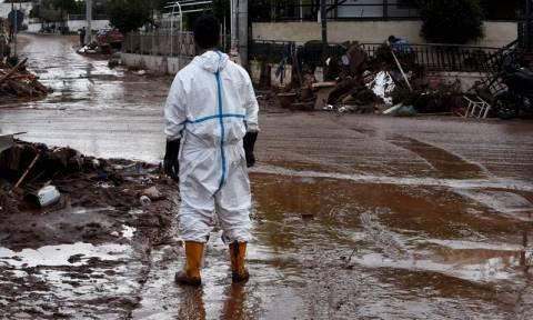 Μάνδρα: Έκτακτα μέτρα για την περίθαλψη των κατοίκων