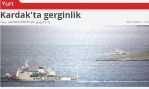 Τι συμβαίνει στα Ίμια «Θερμό» επεισόδιο έστησαν οι Τούρκοι