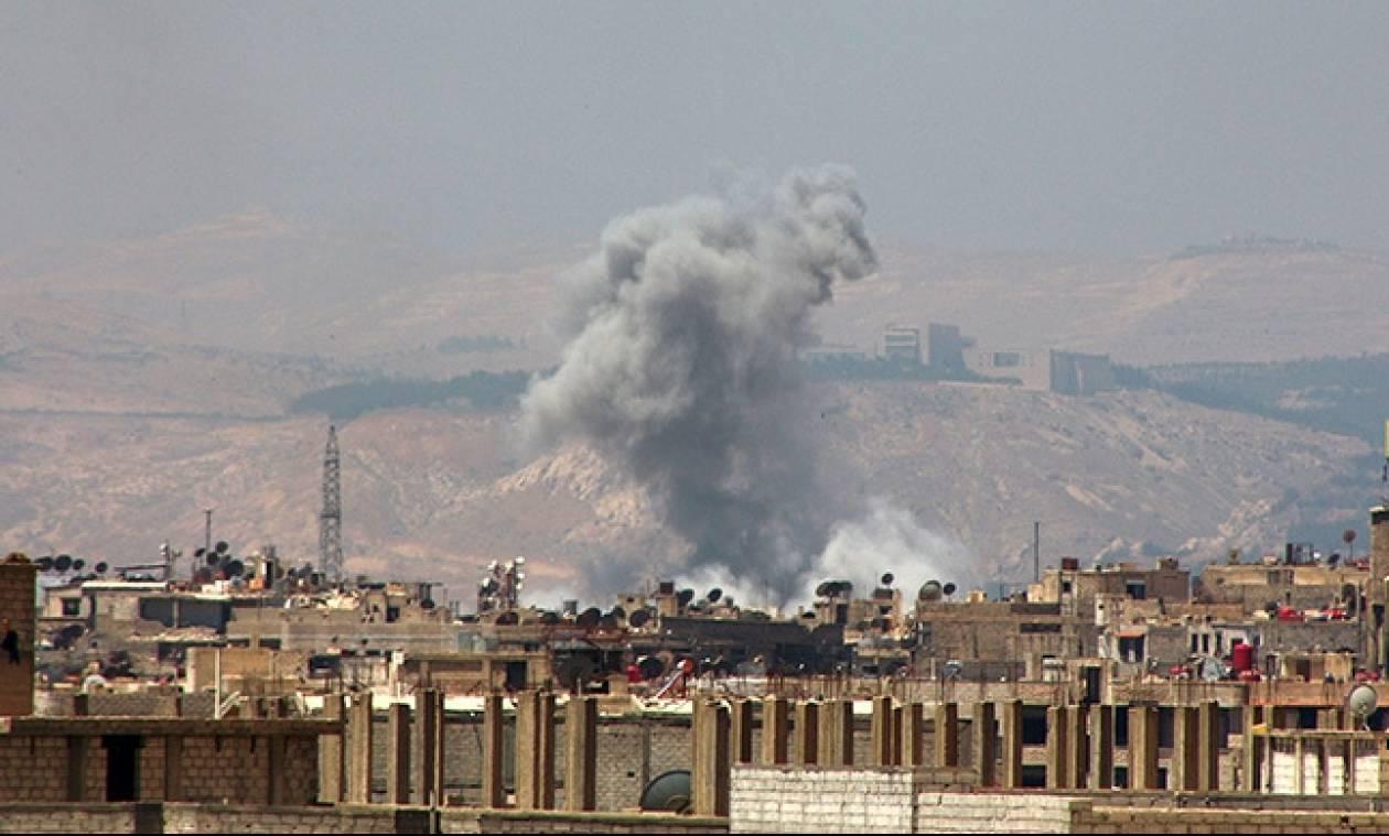 Συρία: Βομβιστική επίθεση κατά της ρωσικής πρεσβείας στη Δαμασκό