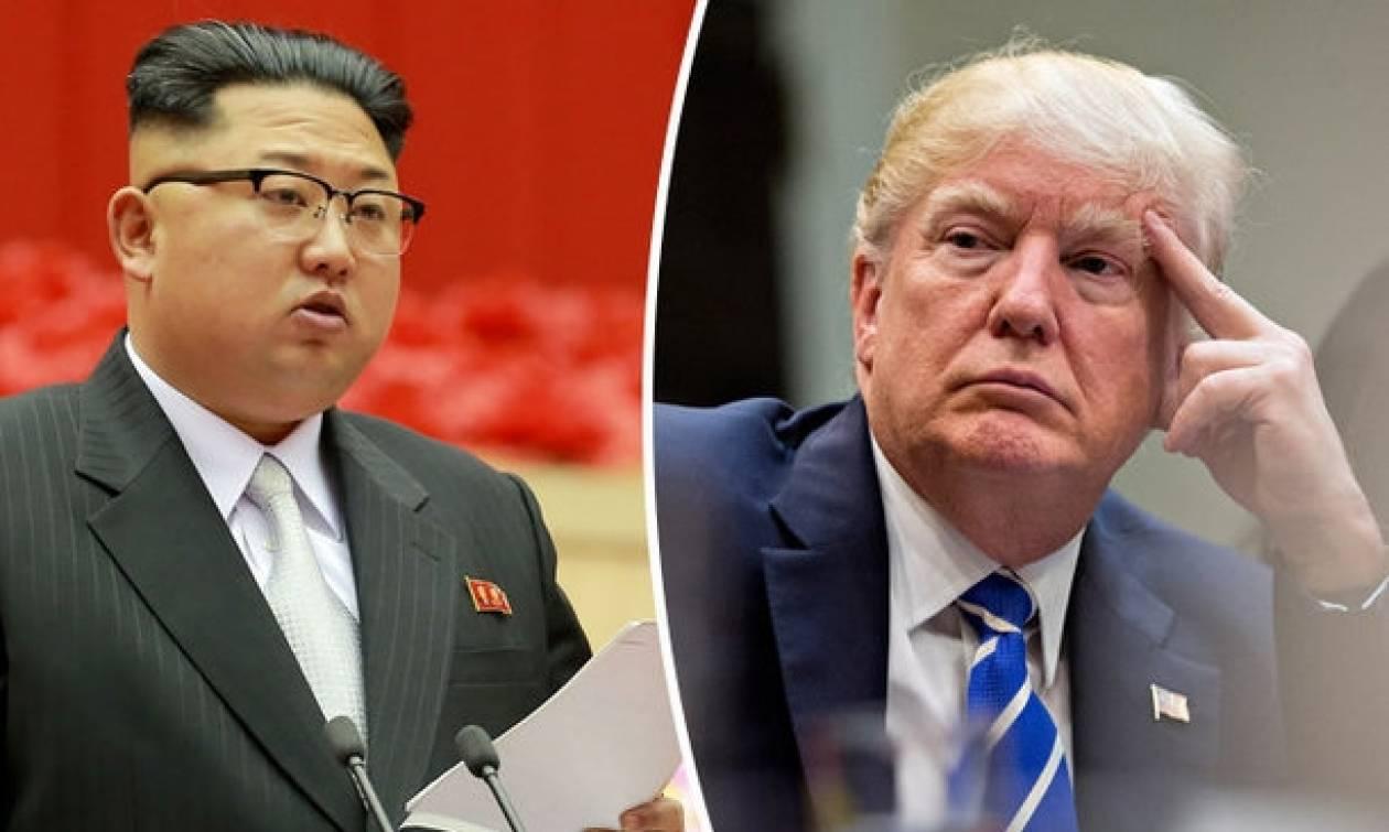 ΗΠΑ: Όχι! Δε θέλουμε πόλεμο με τη Βόρεια Κορέα