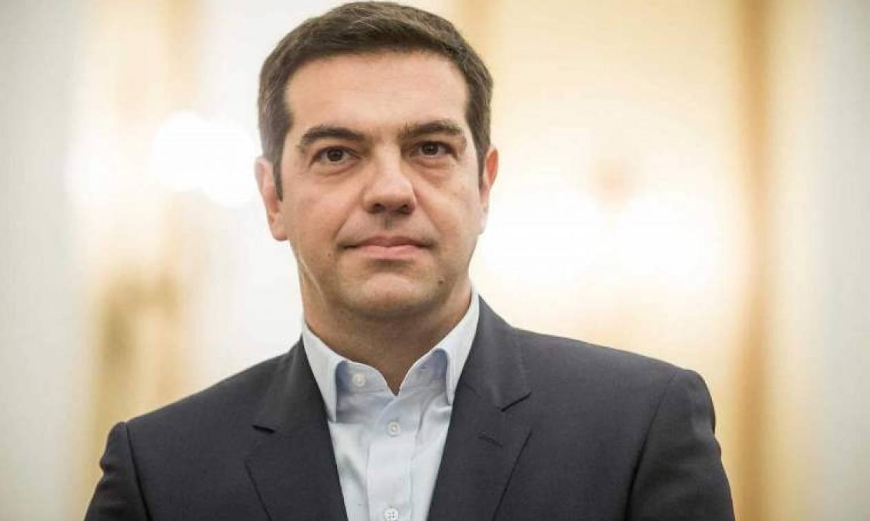 Στη Λευκωσία σήμερα (21/11) ο Αλέξης Τσίπρας