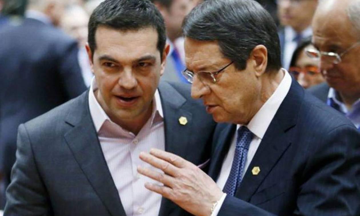 Τσίπρας: Ελλάδα και Κύπρος πυλώνες σταθερότητας σε μια ασταθή περιοχή