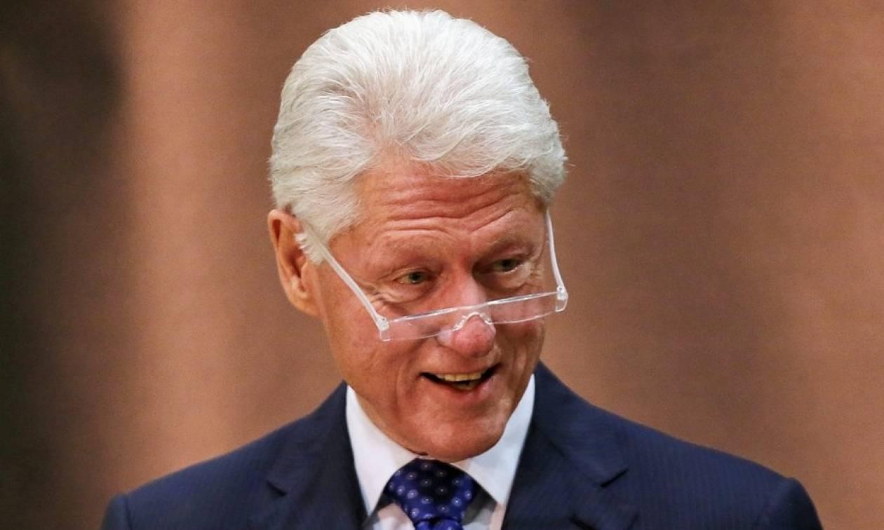 Μπιλ Κλίντον: Νέες κατηγορίες για σεξουαλικές επιθέσεις... εν πτήσει!