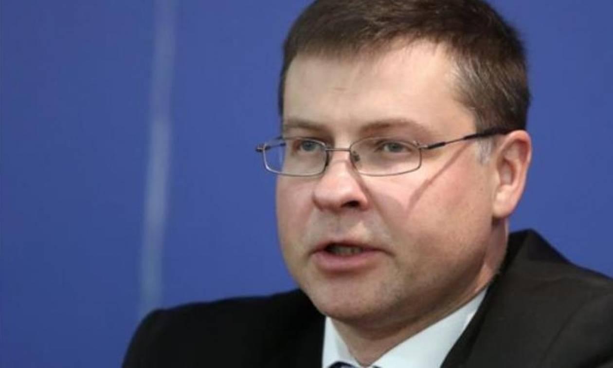 Ντομπρόβσκις: Εφικτή η ολοκλήρωση της συμφωνίας σε τεχνικό επίπεδο ως τις 4 Δεκεμβρίου