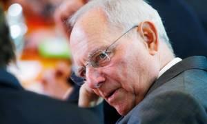 Παρέμβαση Σόιμπλε για το πολιτικό αδιέξοδο στη Γερμανία (vid)