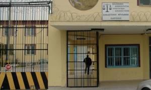 «Άφαντος» από τις φυλακές της Λάρισας ισοβίτης για ανθρωποκτονία