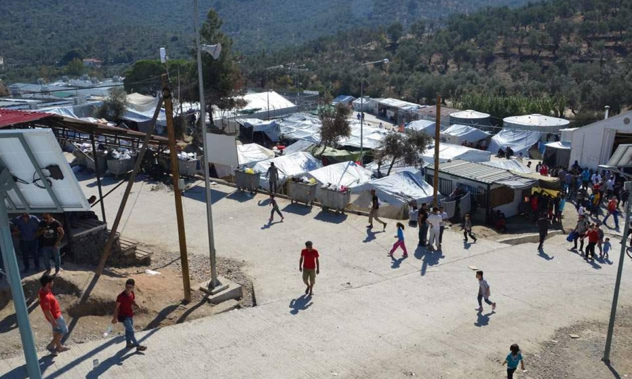 Μυτιλήνη: Χειροπέδες σε επτά ανήλικους πρόσφυγες που κατηγορούνται για επεισόδια