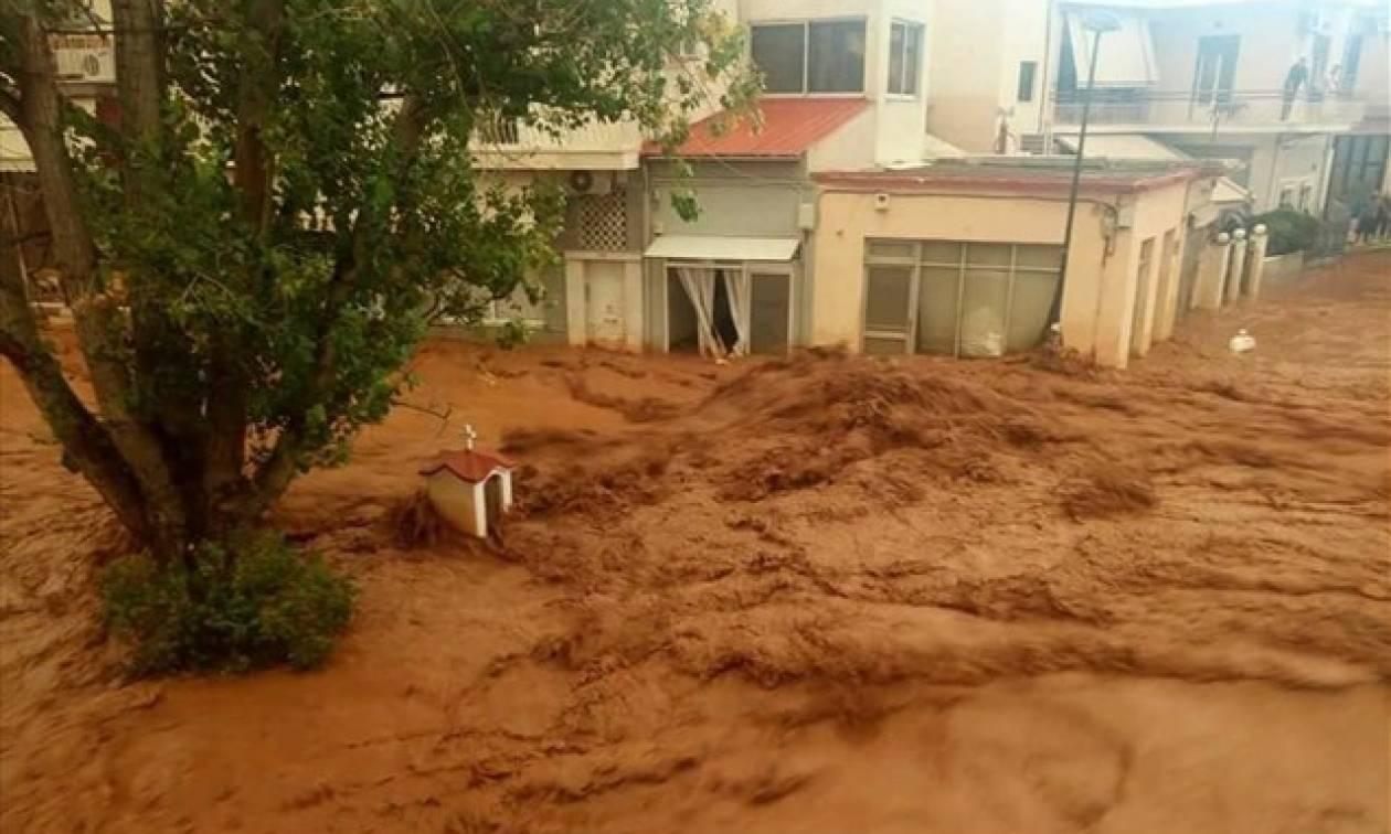 Πλημμύρες δυτική Αττική: 1.300 κτήρια χρήζουν αποζημίωσης