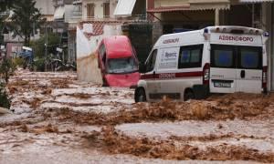 Αποκάλυψη: Έριξε 200 τόνους νερού ανά στρέμμα σε Μάνδρα και Νέα Πέραμο