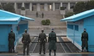Νότια Κορέα: Ο στρατός της Βόρειας Κορέας παραβίασε τους όρους της ανακωχής (vid)
