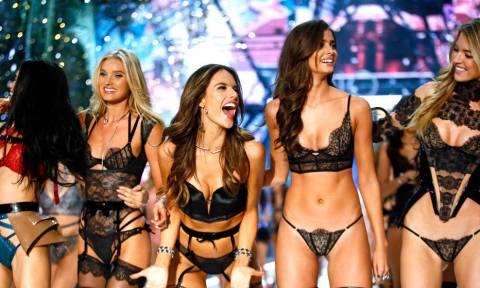 Πραγματική κόλαση τα κορίτσια της Victoria's Secret – Δείτε εικόνες!