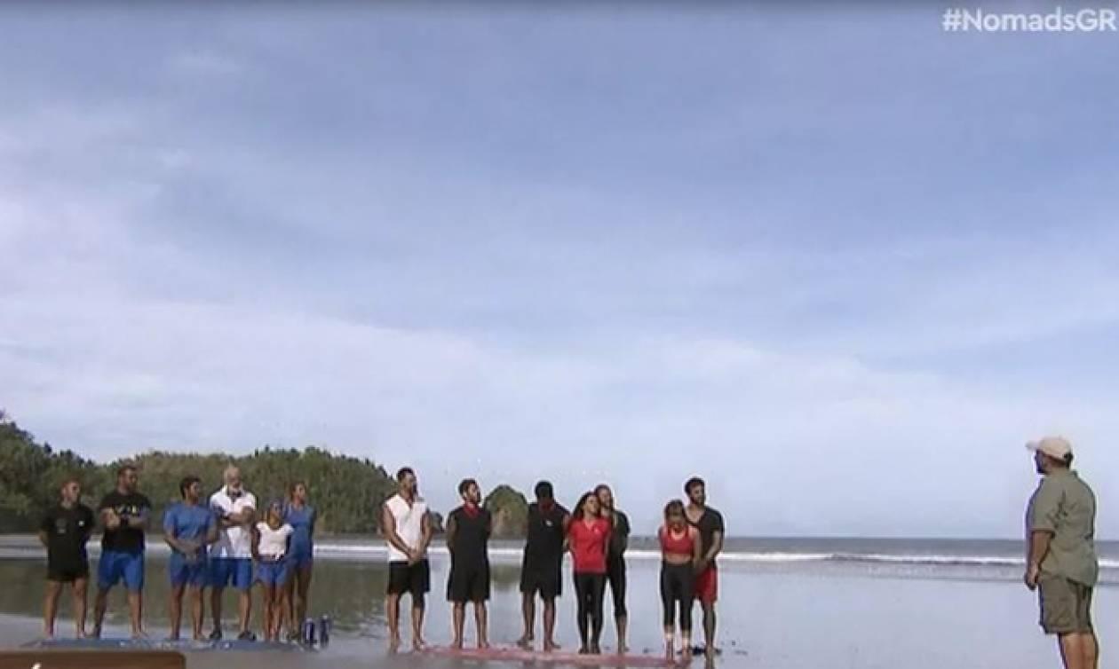 Nomads: Αναστάτωση στην ομάδα των Ωκεανών – Άγριος καυγάς ανάμεσα στους παίκτες της Φωτιάς
