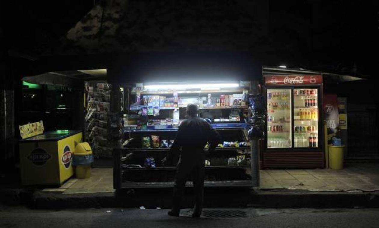 Τρόμος σε περίπτερο στο Αιγάλεω – Λήστεψαν και πυροβόλησαν τον υπάλληλο