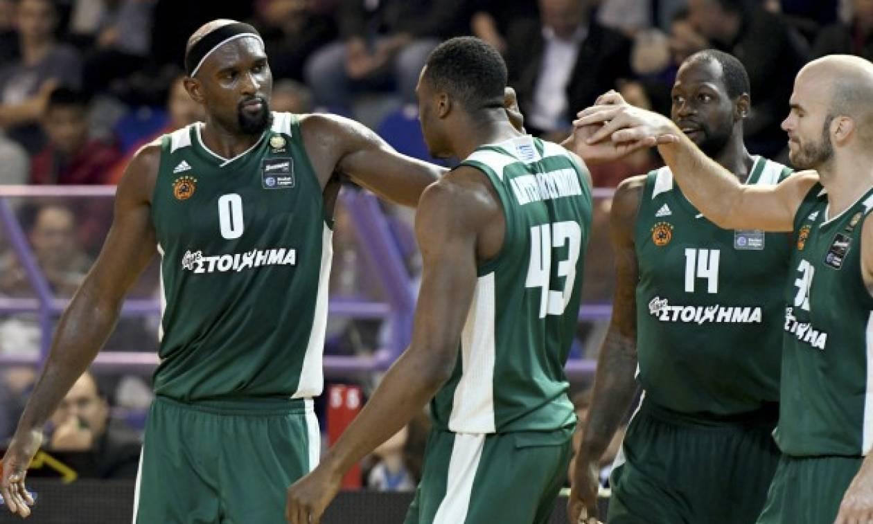 Stoiximan Basket League: MVP της 6ης αγωνιστικής ο Σίνγκλετον