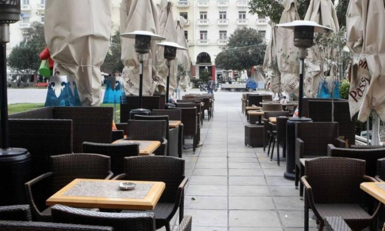Νέα της Θεσσαλονίκης: Επιχείρηση «σκούπα» για την απομάκρυνση των παράνομων τραπεζοκαθισμάτων