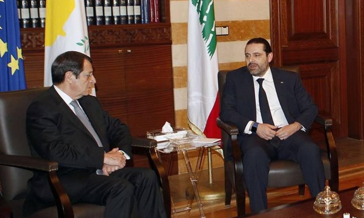 Объявивший о собственной отставке премьер Ливана вернулся встрану